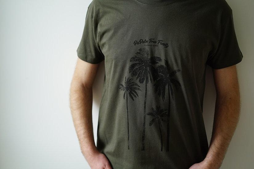 T-shirt Homme PAPALMIER kaki