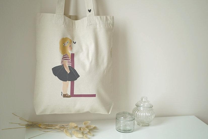 Cool Bag INITIALE couleur Enfant
