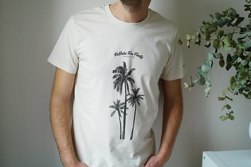 T-shirt Homme PAPALMIER naturel