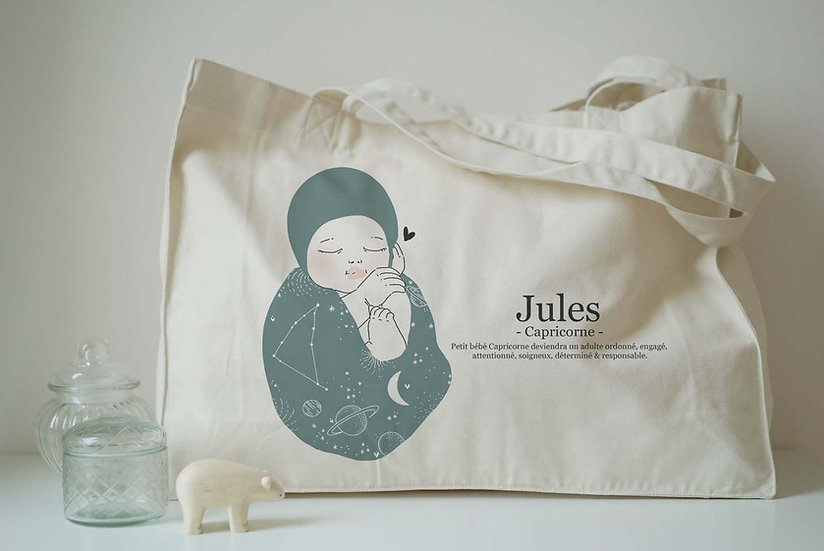Big bag ASTRO bébé