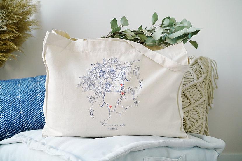 Big Bag TATOU bleu