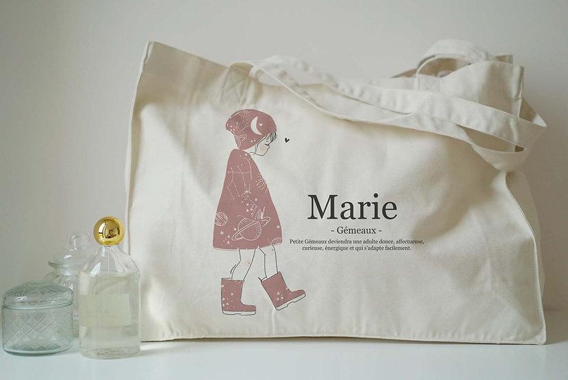 Big bag ASTRO fille