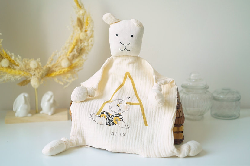 Doudou GRAND OURS