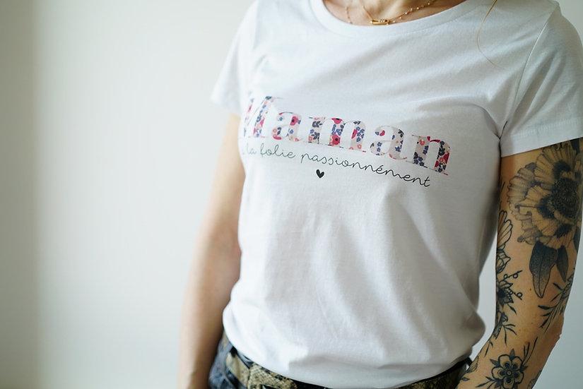 T-shirt MOT PATCH