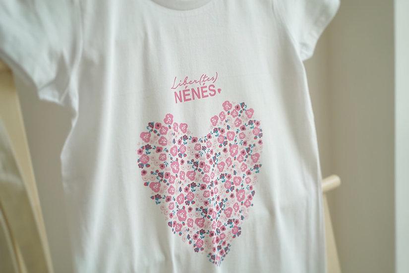 T-shirt LIBER(TES) NENES