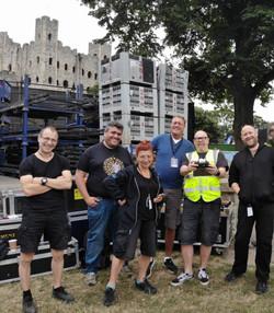 Rochester 2018 Team