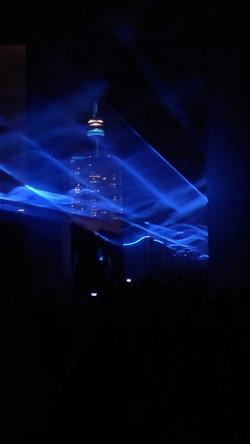 Laser Art in Toronto