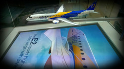 Embraer Farborough