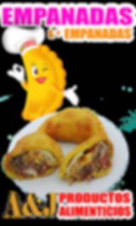 Empanada Trifásica
