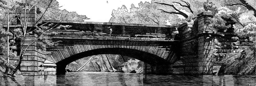 Byrd Creek Aqueduct