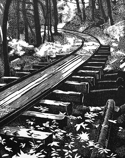 Old Logging Railroad