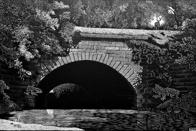 Aqueduct at Warren, Albemarle County, Virginia