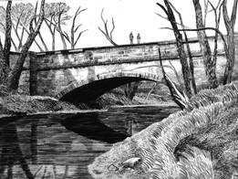 Evitts Creek Aqueduct