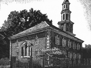 Christ Church, Old Town Alexandria