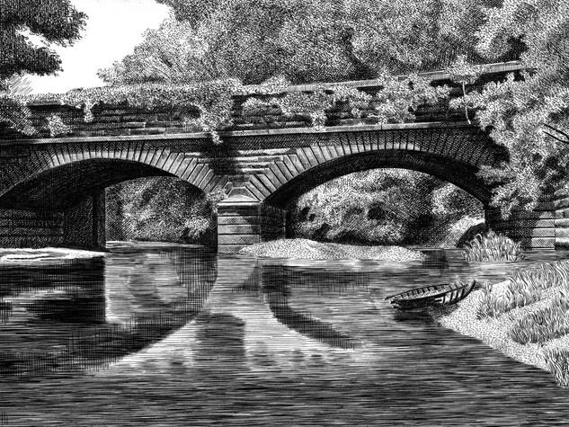 Hardware River Aqueduct III