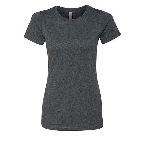 T-shirt  Charcoal - Choix de broderie