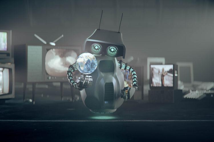 Promotional render