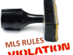 Violations (Fine) - $100
