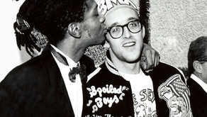 """Virtual exhibition of the week : """"Keith Haring, Jean-Michel Basquiat. Crossing lines"""""""