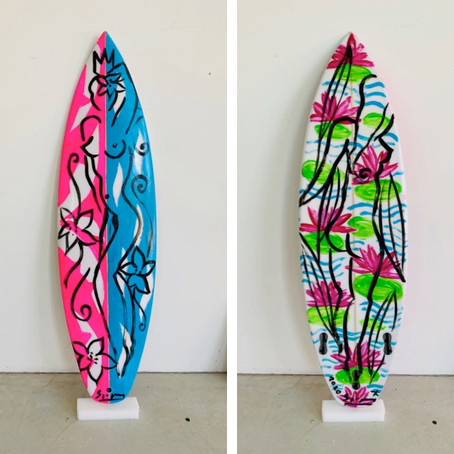 Surfboards by Stefan Szczesny - Part I