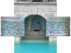Villa Sienna, The Grotto, 2020.