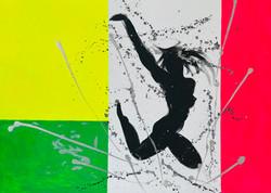 """Stefan Szczesny, """"Jazz Dance"""", 2021"""