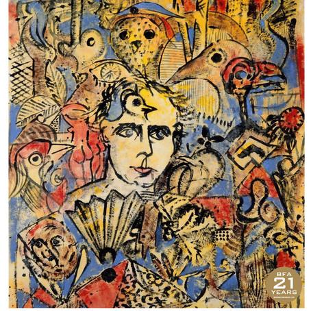 """Next exhibition : """"Stefan Szczesny : Hommage à Max Ernst - Peintures"""" in Seillans"""