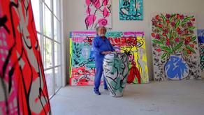 """INSIDE ART : """"Der facettenreiche Wilde Stefan Szczesny widmet sich der Schönheit"""""""