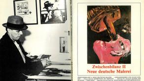 """Text von Klaus Honnef, """"Stefan Szczesny"""", in """"Kunstforum International"""", Dezember 1983"""