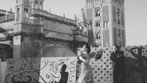 """Szczesny """"Fiesta : A feast for the eyes"""", Sevilla, 2002 (extraits du catalogue)"""