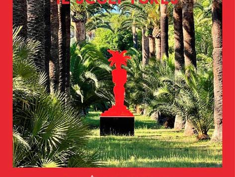"""Ouverture de l'exposition """"Szczesny, 12 sculptures"""" au Parc du Château de la Moutte, Saint-Tropez"""