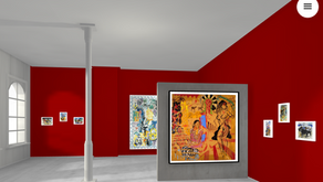 "Traveling with Stefan Szczesny (II) - New virtual Exhibition : ""Stefan Szczesny, Oriental Memories"""