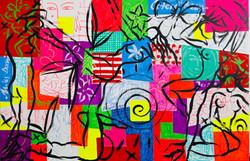 "Stefan Szczesny, ""Color Moods"", 2021"