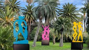 Le triple pari de l'artiste allemand Stefan Szczesny