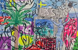 """Stefan Szczesny, """"Un été aux Salins"""", 20"""