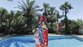 """Nouvel article dans le Magazine Pure Saint-Tropez : """"Stefan Szczesny, Surfin' Saint-Tropez"""""""