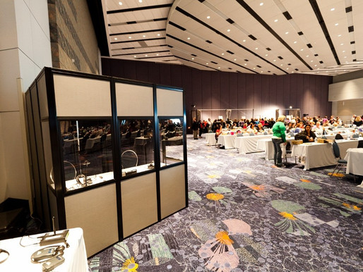 Booth Etiquette for Conference Interpreters