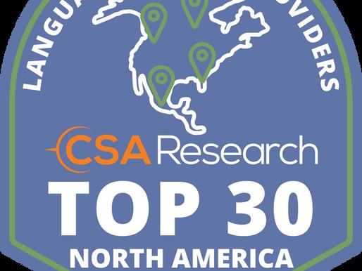 Continental Interpreting: Top 30 Language Service Provider & Top 20 Legal Specialist