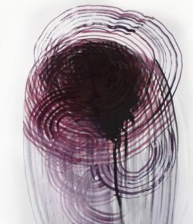 Serie Azar- Violeta