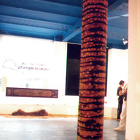 1989 - Sala do Colexio de Arquitectos de Vigo.