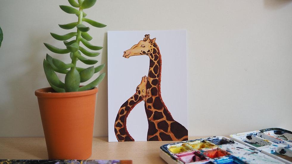 Giraffen knuffel 2019004