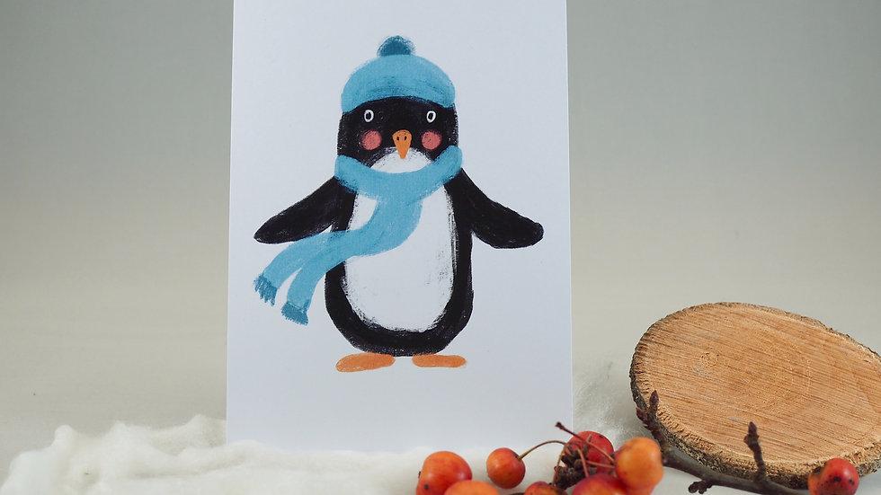 winter pinguin 202017