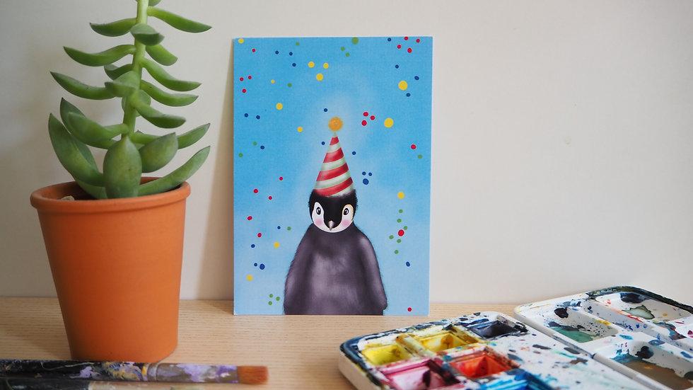Feest pinguïn 2019032