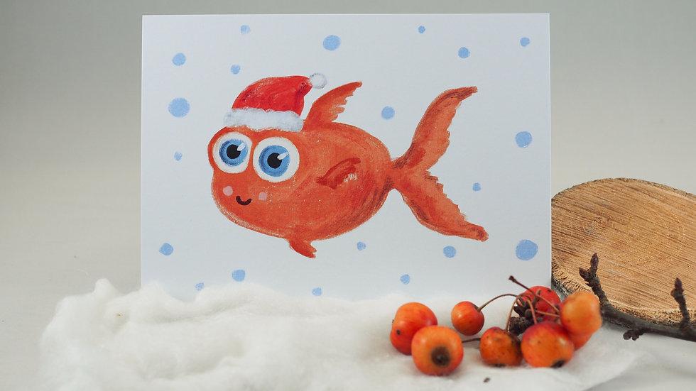 kerst goudvis 202026
