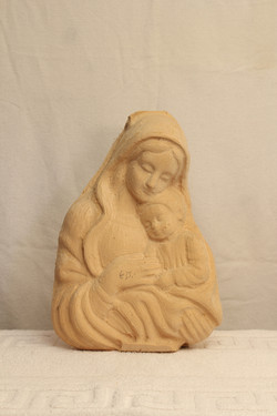 Madonna Relief