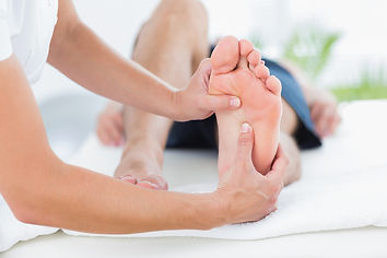Podiatry Services at Physio on Bayside