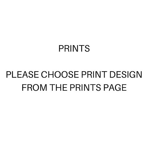 A2 PRINTS (420 x 594 mm)