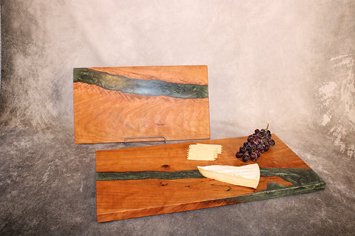 Cherry and Resin Charcuterie Board(large)