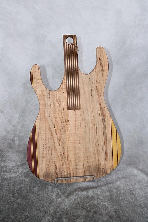 Guitar Cutting/Charcuterie Board