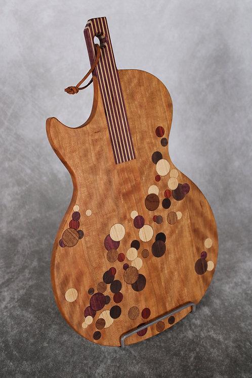 Guitar Cutting/Charcuterie Board(small)